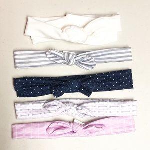 Baby and Toddler Girls Headband bundle